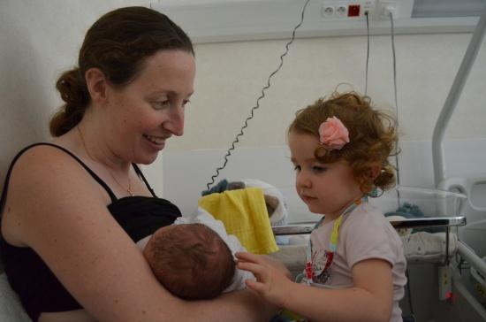 photo naissance Manolo premiers jours à la maternité (11)